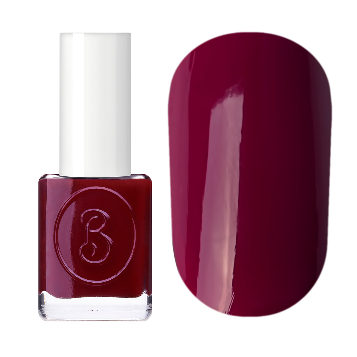 Berenice Oxygen Nail Polish / 09 dark red