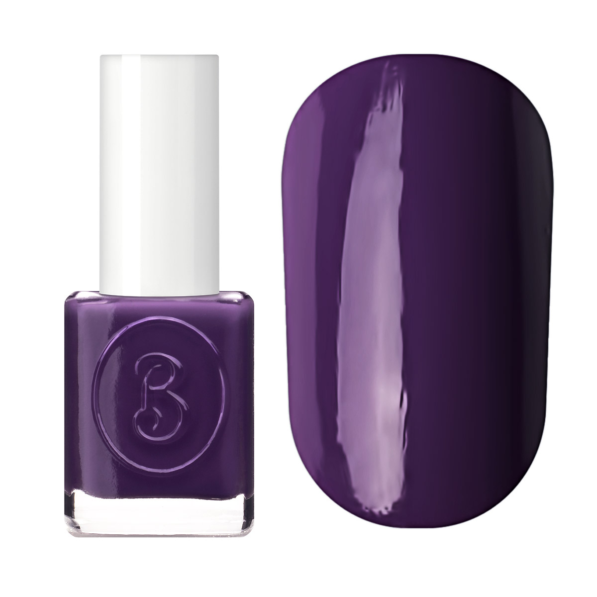 Berenice Oxygen Nail Polish / 20 dark night