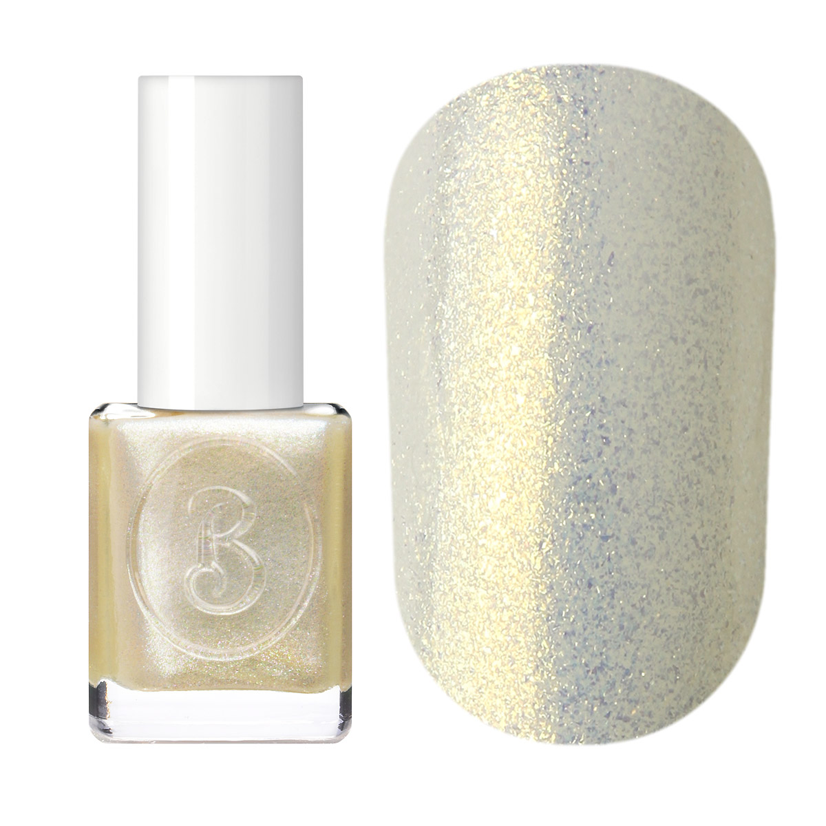 Berenice Oxygen Nail Polish / 33 golden mirage