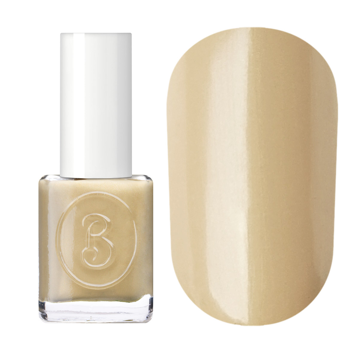 Berenice Oxygen Nail Polish / 48 creme brulee