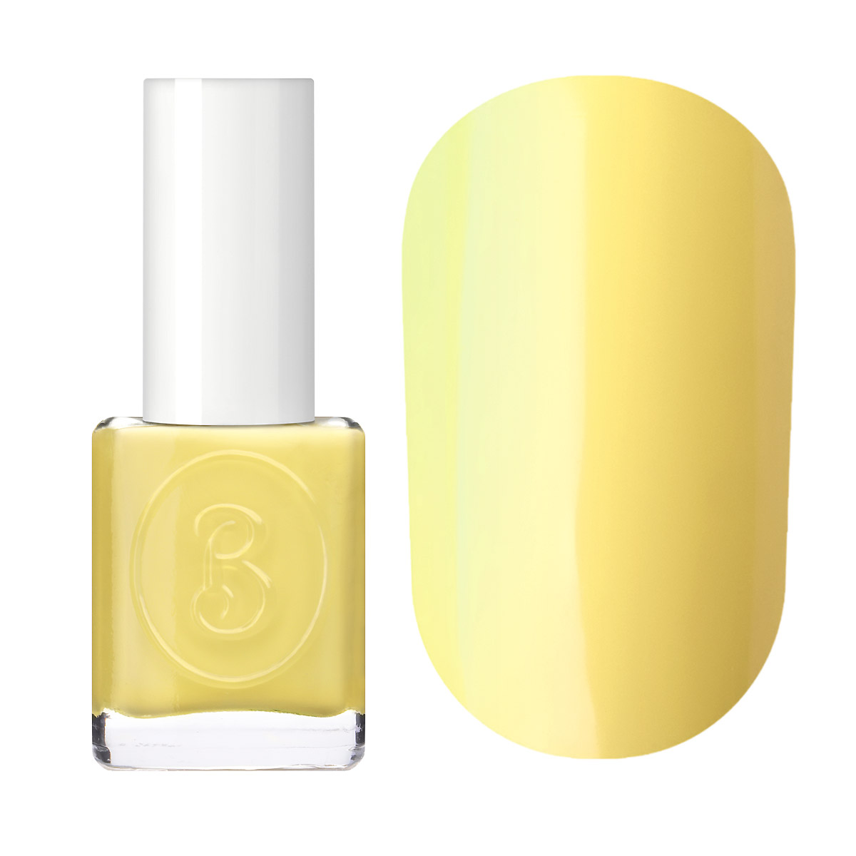 Berenice Oxygen Nail Polish / 49 yellow room