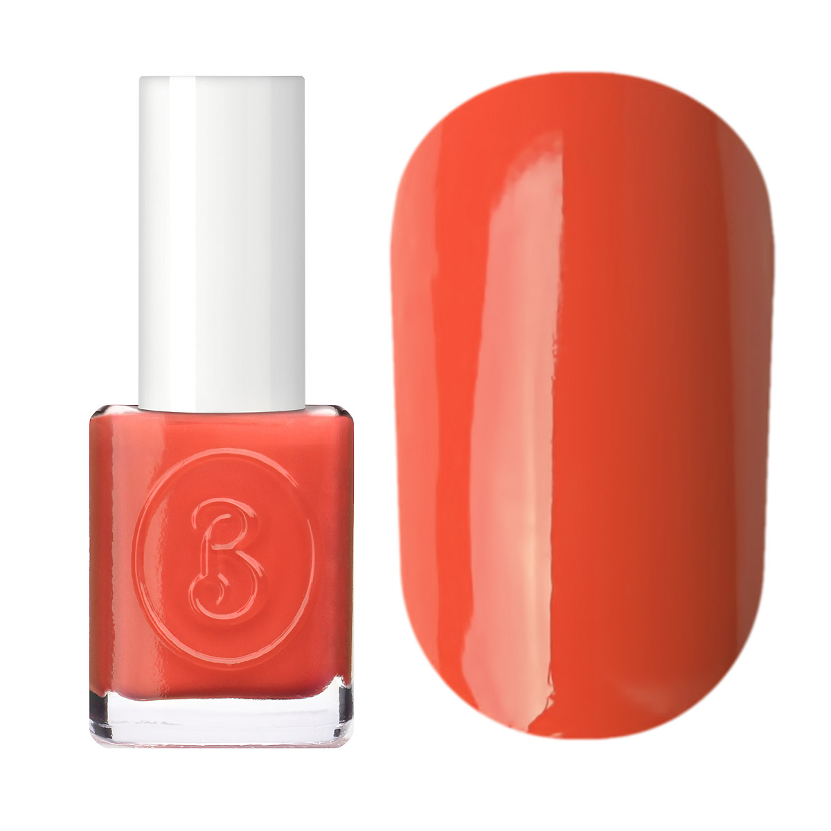 Berenice Oxygen Nail Polish / 53 red fox