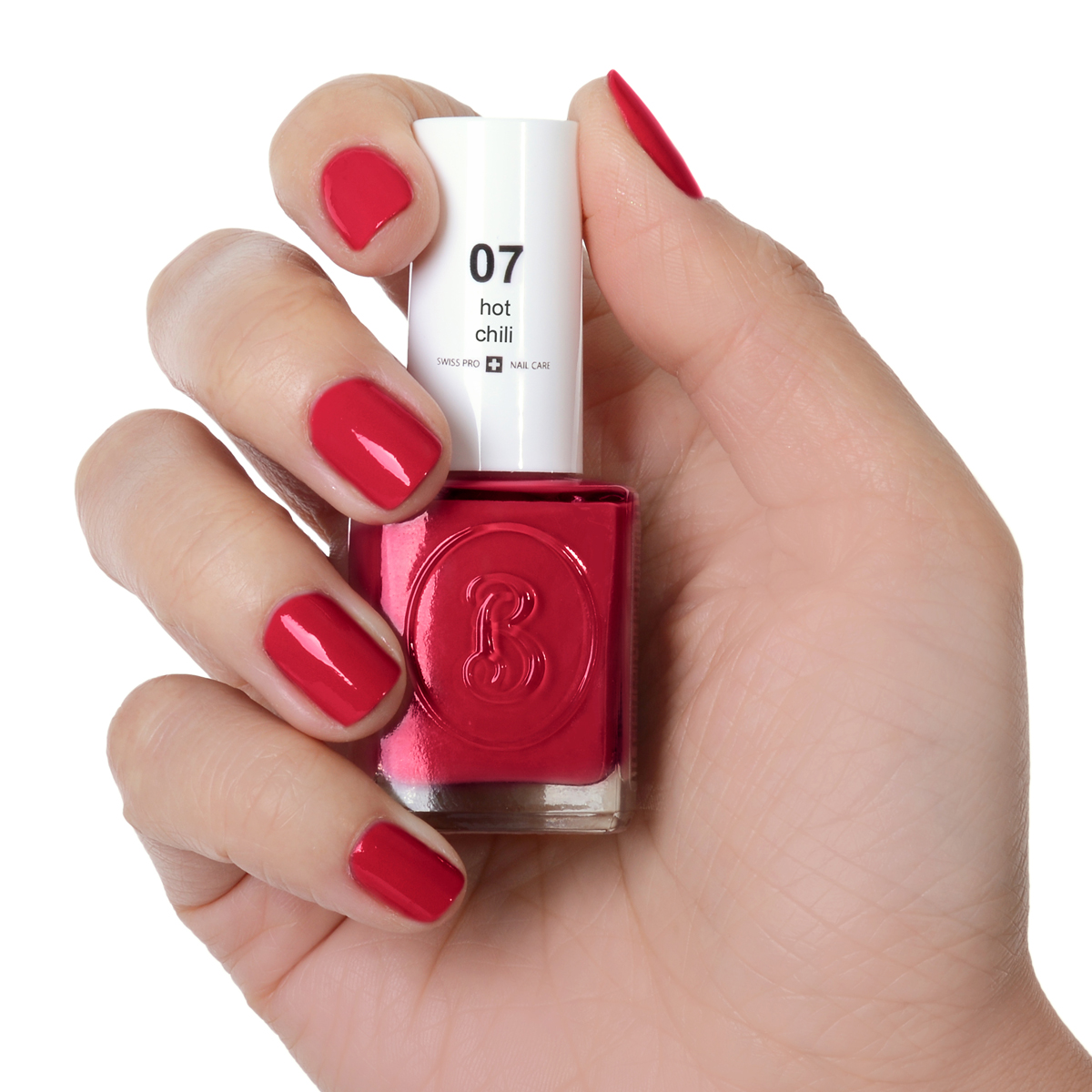 Berenice Oxygen Nail Polish / 07 hot chili