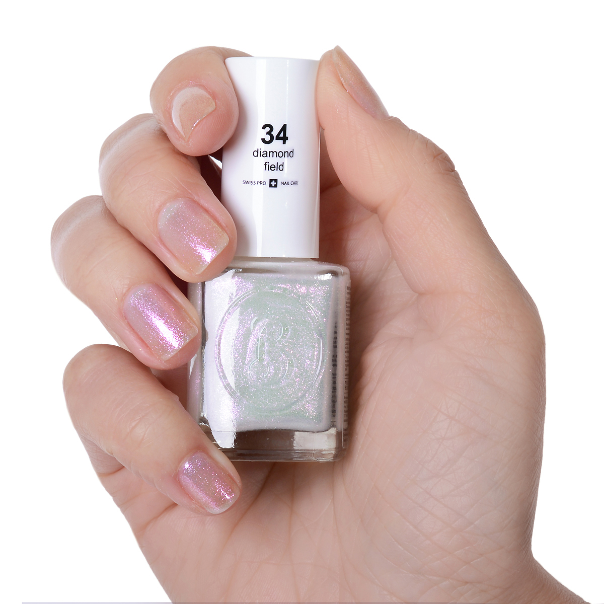 Berenice Oxygen Nail Polish / 34 diamond field
